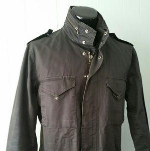 Other - Heavyweight Cotton Jacket Mechanic Military style